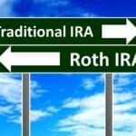 traditional vs roth IrA